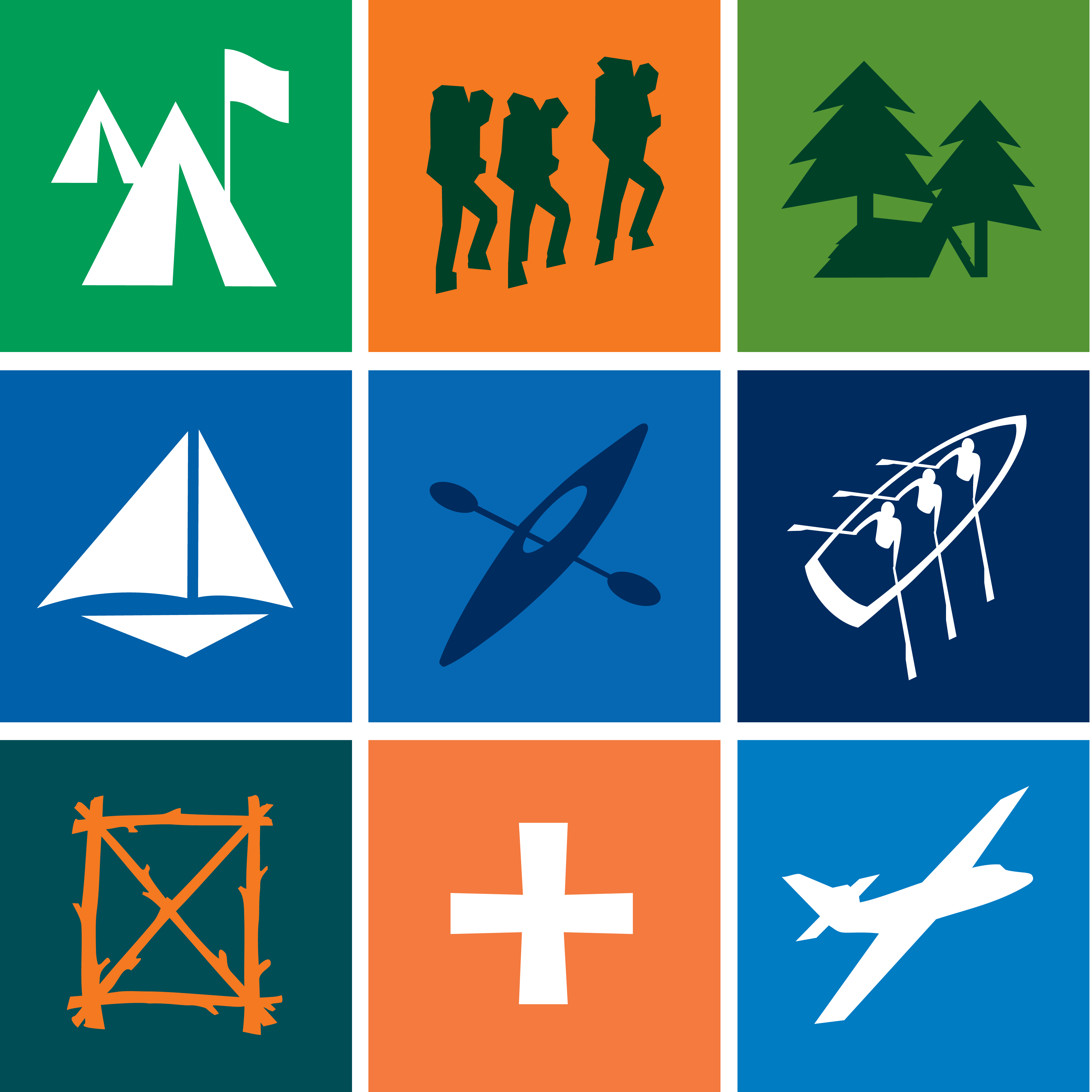 Adventure Skills Badges