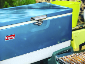 Cooler Boxes & Jerry Cans
