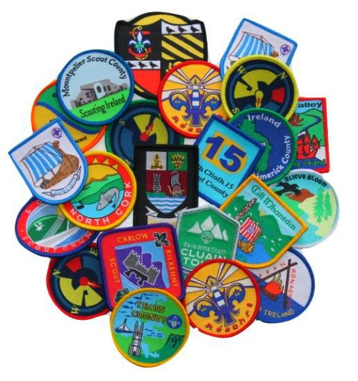 County Badges