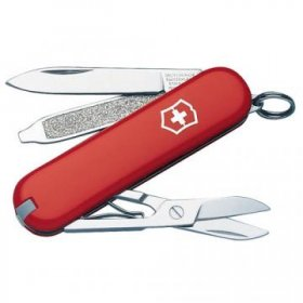 Swiss Classic Knife - Red