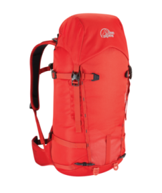 Peak Ascent 42 Rucksack - Red