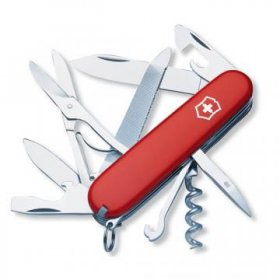 Victorinox Swiss Mountaineer Knife