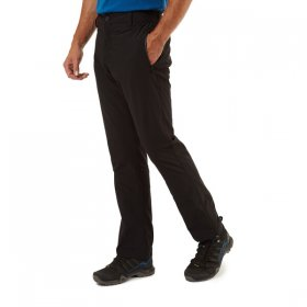 Mens Kiwi Pro Waterproof Trousers - Black