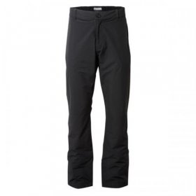 Mens Waterproof Stretch Trousers from Craghoppers Black