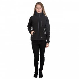 Womens Bela II Softshell Jacket - Black