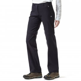 Craghoppers Womens Kiwi Pro Convert Trousers - Front