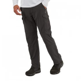 Mens NosiLife Cargo Trouser - Black Pepper