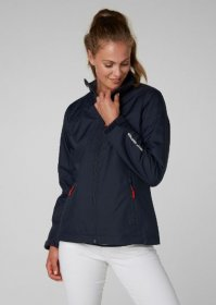 Women's Crew Midlayer Jacket - Navy