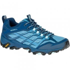 Merrell Womens Moab FST Shoe Blue