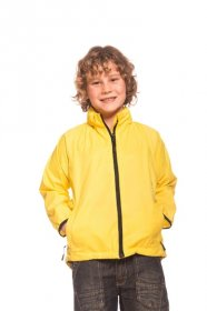Mac in a Sac Junior Jacket - yellow
