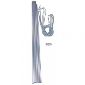 Vango 9.5mm Alloy Pole Set