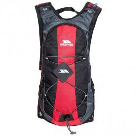 Mirror 15L Hydration Pack- Red