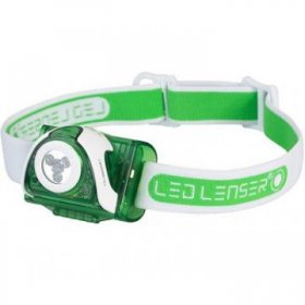 Led Lenser SEO 3 Head Torch