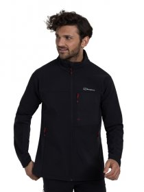 Mens Ghlas 2.0 Softshell Jacket - Black