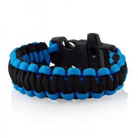 Rock+River Paracord Bracelet - Blue