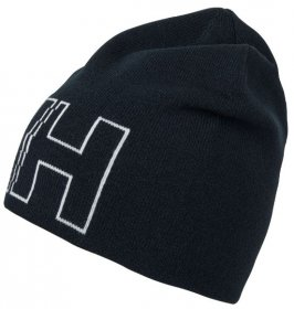 Outline Beanie - Navy