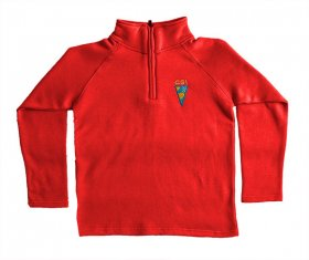 Cygnet Sweatshirt Red