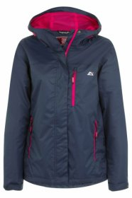Womens Waterproof Coat - Navy