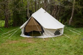 Rock+River Bell Tent 4m