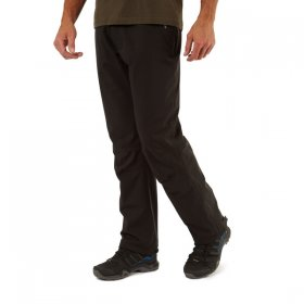 Mens Steall Waterproof Trousers - Blk