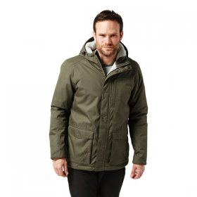 Craghoppers Mens Kiwi Classic Thermic Jacket - Moss