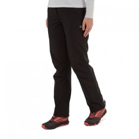 Womens Aysgarth Waterproof Trousers - Blk