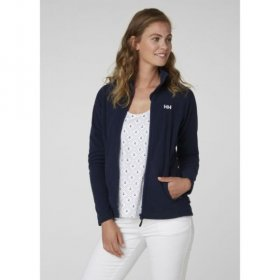 Women's Daybreaker Full Zip Fleece - nAVY
