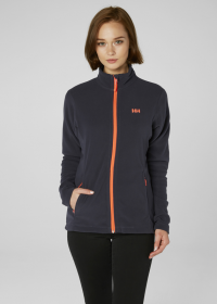 Helly Hansen Women's Daybreaker Full Zip Fleece - graphite