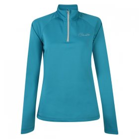 Dare 2b Womens Loveline III Core Stretch Fleece - Turquoise