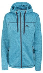 Trespass Womens Odelia Full Zip Fleece
