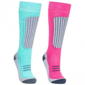 Women's Janus 2 Pack Ski Sock