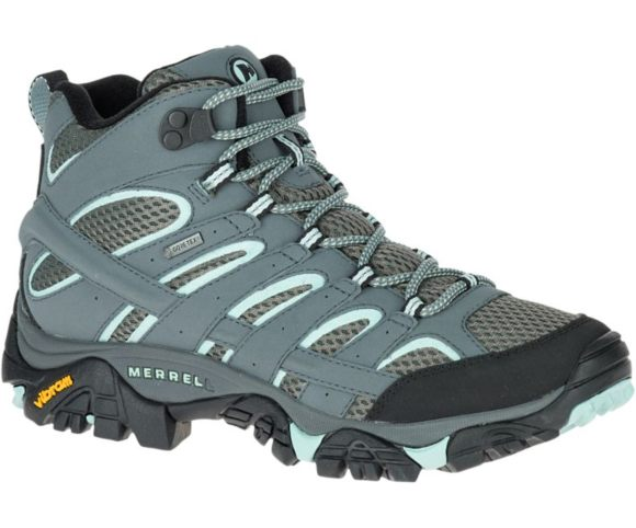 7ca1356aff9 Merrell Women's Moab 2 Mid GTX Boot   Fast Delivery   OAS.ie