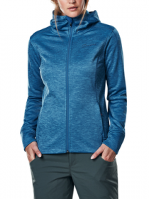 Berghaus Womens Kamloops Hooded Jacket Blue