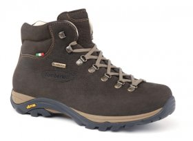 Zamberlan Womens 320 Trail Lite Evo GTX Boot = Brown