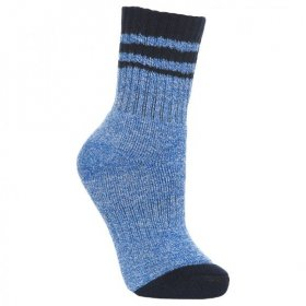 Kids Vic Anti Blister Sock - Blue