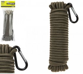 Utility Rope with Carabiner Summit