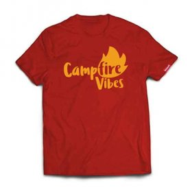 Scout Brand Campfire Vibes Tee