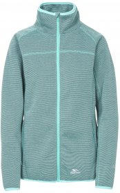 Trespass Womens Tenbury Full Zip Fleece Jacket