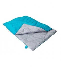 Ember Sleeping Bag Double - Open