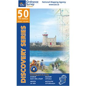 Ordnance Survey Ireland Sheet 50