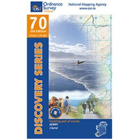 Ordnance Survey Ireland Sheet 70