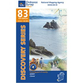 Ordnance Survey Ireland - Sheet 83