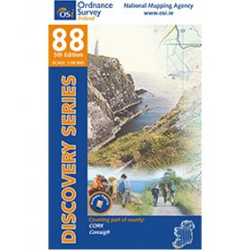 Sheet 88 - Ordnance Survey Ireland