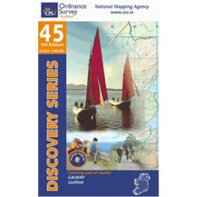 Sheet 45 - Ordnance Survey Ireland