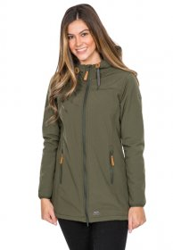 Women's Kristen Softshell Jacket - Moss