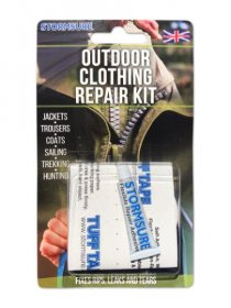 Outdoor Clothing Repair Kit