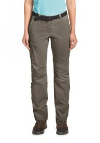 Ladies Lulaka Roll Up Pant - Teak