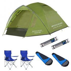 Achill 400 Adventure Camping Package