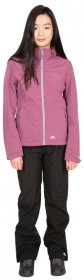 Women's Leah Softshell Jacket - Mauve Marl