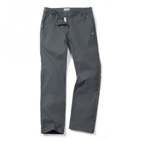 Craghoppers Womens Kiwi Pro Trousers - Graphite
